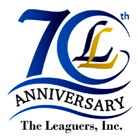 Leaguers 70th Anniversary Logo