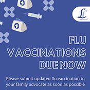 Leaguers Flu Vaccine 2021